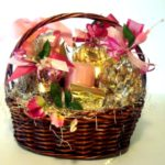 An elegant pampered gift to send a thoughtful message.
