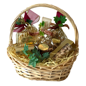 The perfect occasion basket for your guests