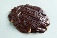 Dark Chocolate Carmel Pecan Patty
