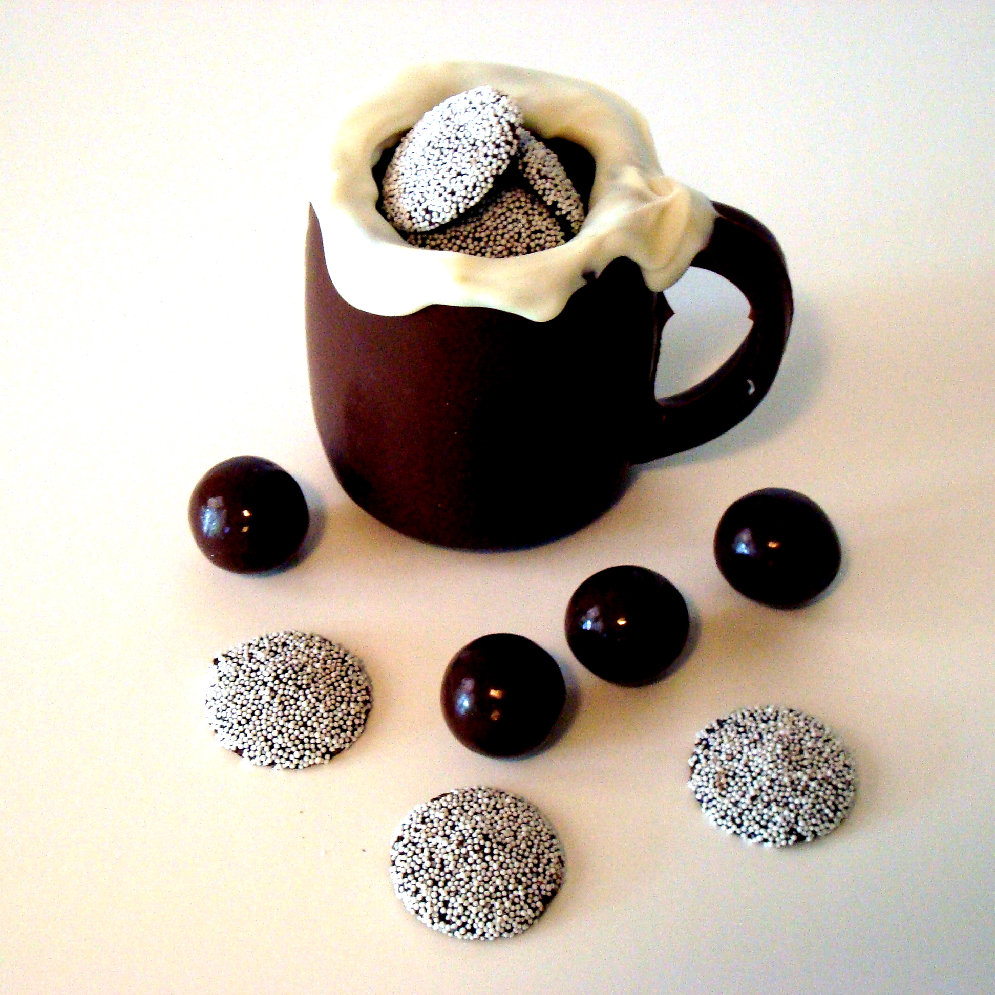 Chocolate Coffee Mug